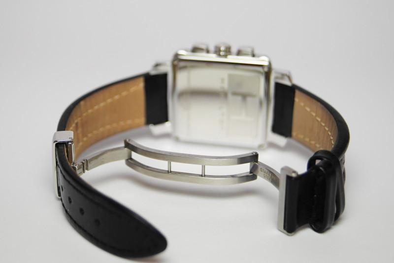 promo code ad12f 4a18b 時計の革ベルトには両開きの「Dバックル」がおすすめ! | 時計 ...